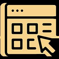 Customizable Dashboard Design